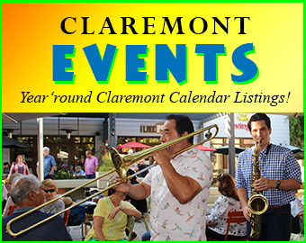 Claremont CA Events
